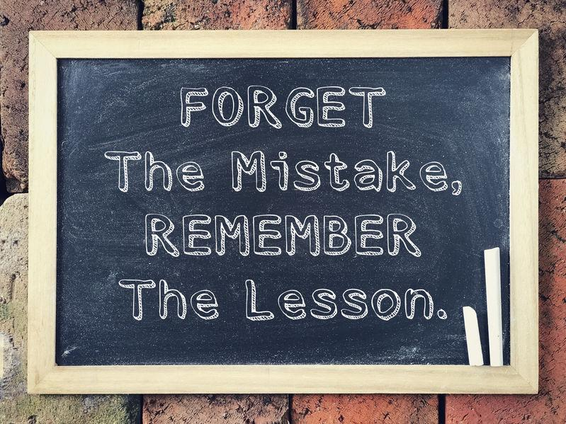 Discover Why Failure Is Essential for Learning and Growth