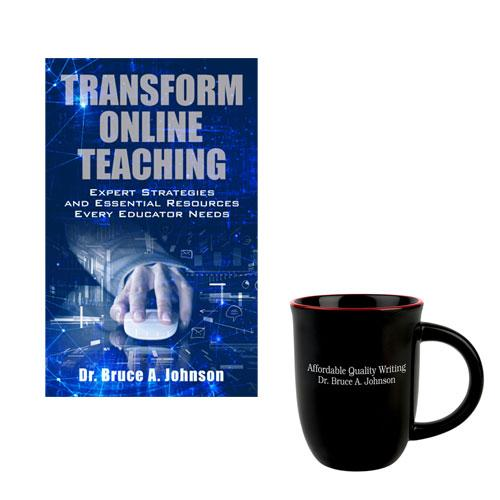 Educator Bundle #1: Transform Online Teaching: Expert Strategies and Essential Resources Every Educator Needs [Plus Bonus]