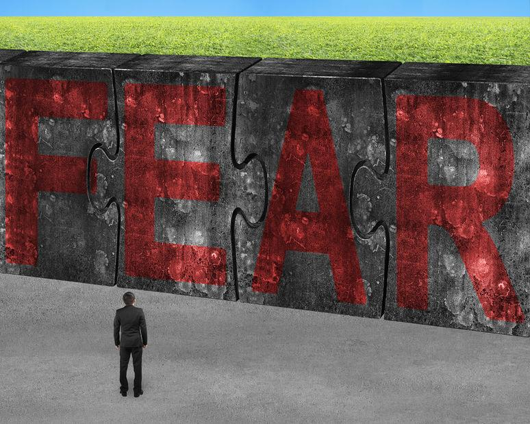 The Key to Success in Life and Work is Learning What Fear Means