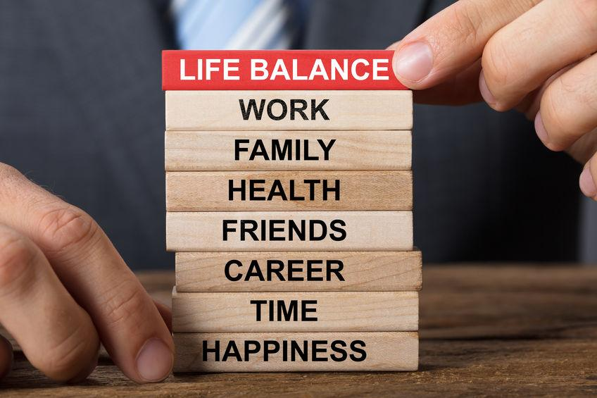 Four Strategies Every Online Educator Needs for a Work-Life Balance